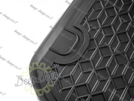 AV-G Cargo Trunk Mat for AUDI A6 C8 SEDAN 2019—2022 Custom Fit Tray Boot Liner - Picture 5