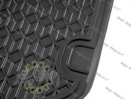 AV-G Cargo Trunk Mat for AUDI A6 C8 SEDAN 2019—2022 Custom Fit Tray Boot Liner - Picture 7