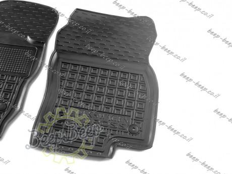 AV-G Car Floor Mats for VOLKSWAGEN T-CROSS 2019—2022 Custom Fit All Weather Liners - Picture 5