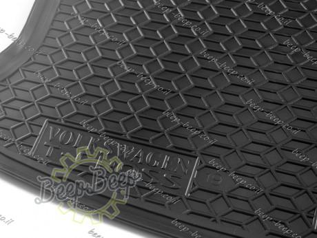 AV-G Cargo Trunk Mat for VOLKSWAGEN T-CROSS 2019—2022 Custom Fit Tray Boot Liner - Picture 3