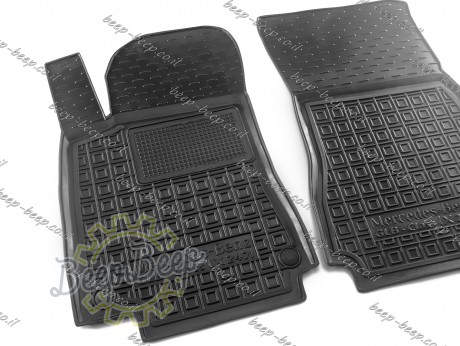 AV-G Car Floor Mats for MERCEDES GLB-CLASS X247 2019—2022 Custom Fit All Weather Liners - Picture 2