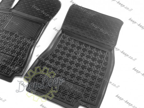 AV-G Car Floor Mats for MERCEDES GLB-CLASS X247 2019—2022 Custom Fit All Weather Liners - Picture 5