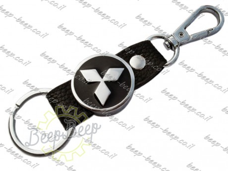 Oker Car keychain / Key ring / Key chain for Mitsubishi - Picture 1