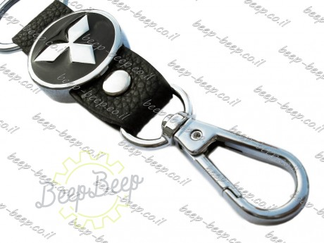 Oker Car keychain / Key ring / Key chain for Mitsubishi - Picture 2