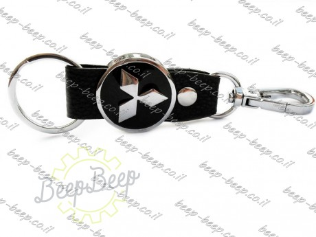 Oker Car keychain / Key ring / Key chain for Mitsubishi - Picture 3