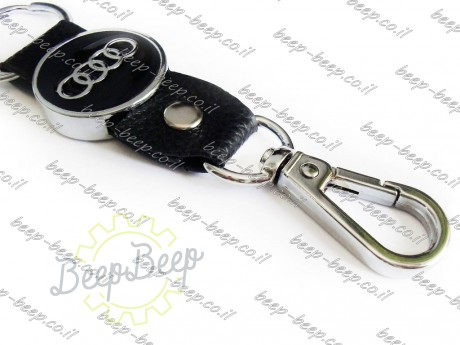 Oker Car keychain / Key ring / Key chain for Audi - Picture 2