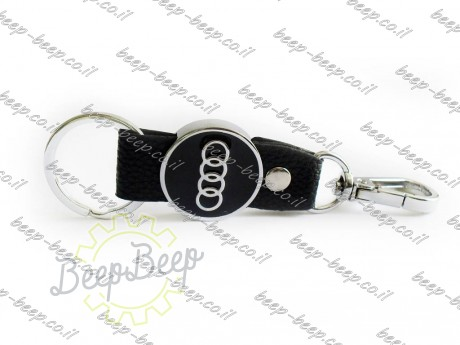 Oker Car keychain / Key ring / Key chain for Audi - Picture 3