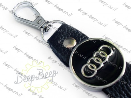 Oker Car keychain / Key ring / Key chain for Audi - Picture 4