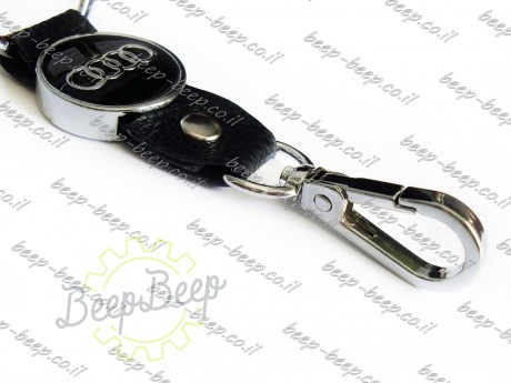 Oker Car keychain / Key ring / Key chain for Audi - Picture 5