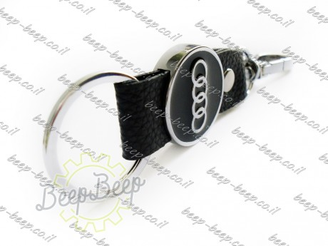 Oker Car keychain / Key ring / Key chain for Audi - Picture 6