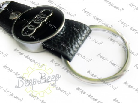 Oker Car keychain / Key ring / Key chain for Audi - Picture 7