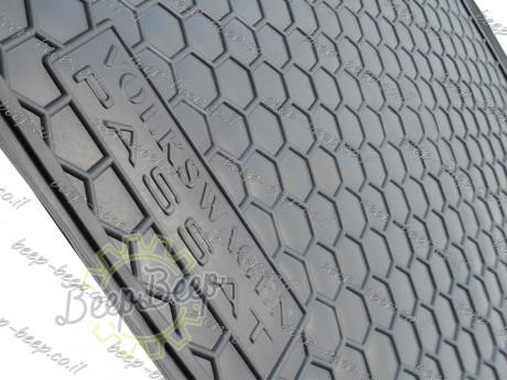AV-G Fully Tailored Rubber / Cargo Mat Tray Trunk Boot Liner for VOLKSWAGEN PASSAT B7 SPORTWAGEN 2010—2014 - Picture 4