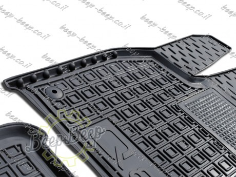 AV-G Car Floor Mats for AUDI Q8 I 2018—2020 Custom Fit All Weather Liners - Picture 2
