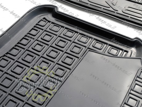 AV-G Car Floor Mats for AUDI Q8 I 2018—2020 Custom Fit All Weather Liners - Picture 10