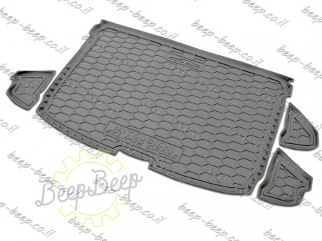 AV-G Fully Tailored Rubber / Cargo Mat Tray Trunk Boot Liner for MITSUBISHI ECLIPSE CROSS 2017—2020 - Picture 1