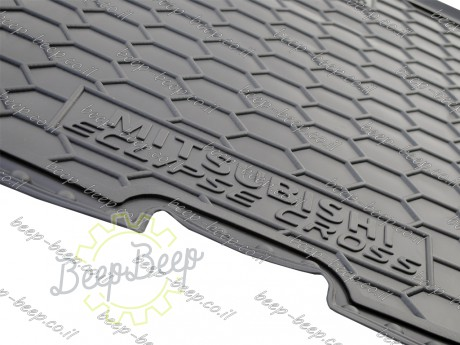 AV-G Fully Tailored Rubber / Cargo Mat Tray Trunk Boot Liner for MITSUBISHI ECLIPSE CROSS 2017—2020 - Picture 4