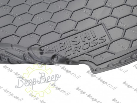 AV-G Fully Tailored Rubber / Cargo Mat Tray Trunk Boot Liner for MITSUBISHI ECLIPSE CROSS 2017—2020 - Picture 7