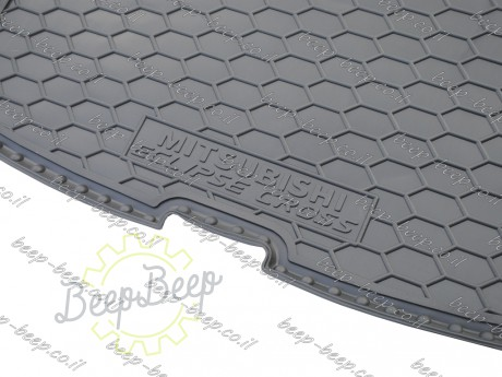 AV-G Fully Tailored Rubber / Cargo Mat Tray Trunk Boot Liner for MITSUBISHI ECLIPSE CROSS 2017—2020 - Picture 8