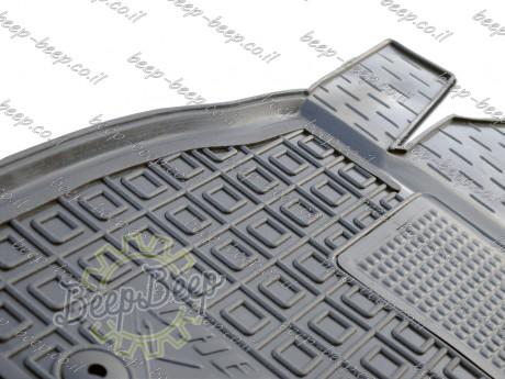 AV-G Fully Tailored Rubber / Set Car Floor Mats Carpet for CHEVROLET VOLT I 2010—2015 - Picture 6