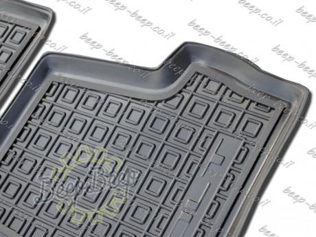AV-G Fully Tailored Rubber / Set Car Floor Mats Carpet for CHEVROLET VOLT I 2010—2015 - Picture 10