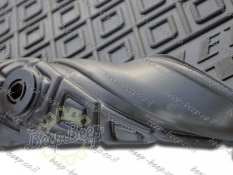 AV-G Fully Tailored Rubber / Set Car Floor Mats Carpet for CHEVROLET VOLT I 2010—2015 - Picture 11