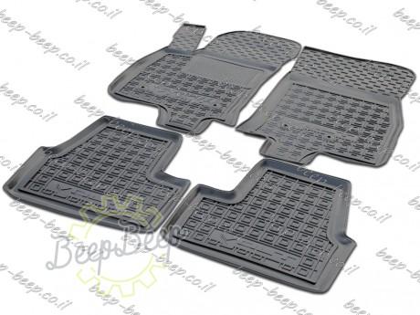 AV-G Fully Tailored Rubber / Set Car Floor Mats Carpet for CHEVROLET VOLT II 2016—2020 - Picture 1