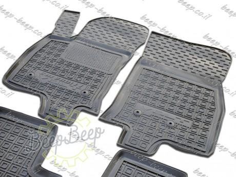 AV-G Fully Tailored Rubber / Set Car Floor Mats Carpet for CHEVROLET VOLT II 2016—2020 - Picture 3