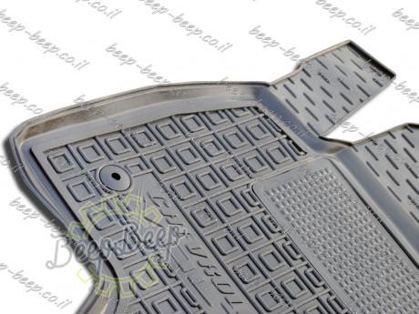 AV-G Fully Tailored Rubber / Set Car Floor Mats Carpet for CHEVROLET VOLT II 2016—2020 - Picture 4