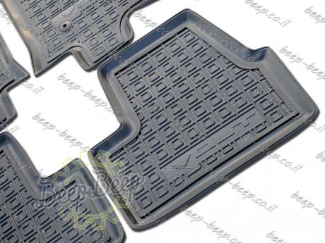 AV-G Fully Tailored Rubber / Set Car Floor Mats Carpet for CHEVROLET VOLT II 2016—2020 - Picture 7
