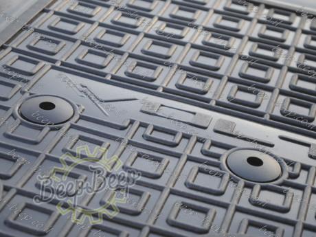 AV-G Fully Tailored Rubber / Set Car Floor Mats Carpet for CHEVROLET VOLT II 2016—2020 - Picture 8