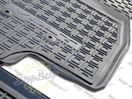 AV-G Fully Tailored Rubber / Set Car Floor Mats Carpet for CHEVROLET VOLT II 2016—2020 - Picture 11