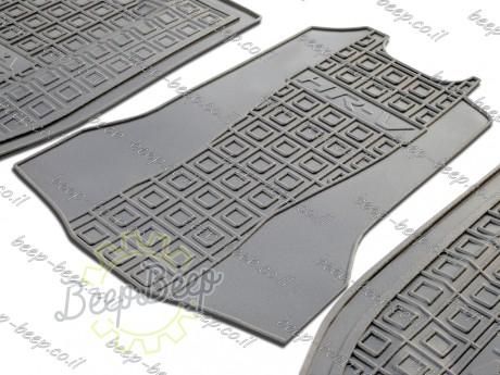AV-G Fully Tailored Rubber / Set of 5 Car Floor Mats Carpet for HONDA HR-V II 2015—2020 - Picture 9