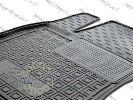 AV-G Fully Tailored Rubber / Set of 5 Car Floor Mats Carpet for KIA CEED III 2019—2020 - Picture 10