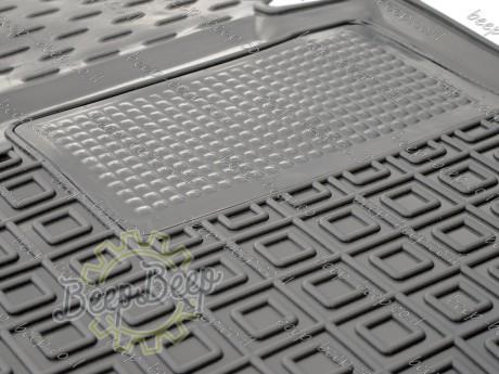 AV-G Car Floor Mats for KIA STINGER I 2018—2020 Custom Fit All Weather Liners - Picture 4