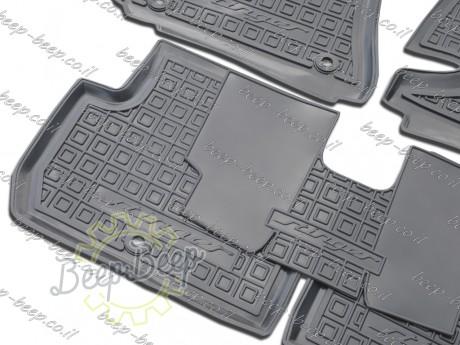 AV-G Car Floor Mats for KIA STINGER I 2018—2020 Custom Fit All Weather Liners - Picture 5