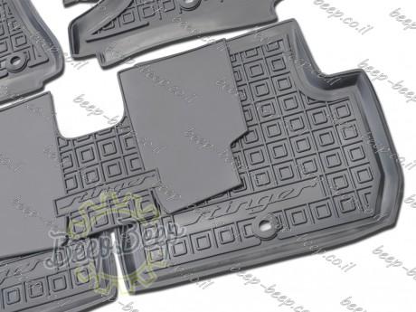 AV-G Car Floor Mats for KIA STINGER I 2018—2020 Custom Fit All Weather Liners - Picture 6