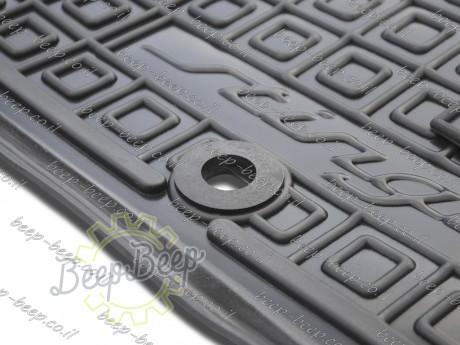 AV-G Car Floor Mats for KIA STINGER I 2018—2020 Custom Fit All Weather Liners - Picture 8