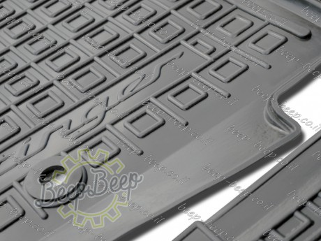 AV-G Car Floor Mats for KIA STINGER I 2018—2020 Custom Fit All Weather Liners - Picture 10