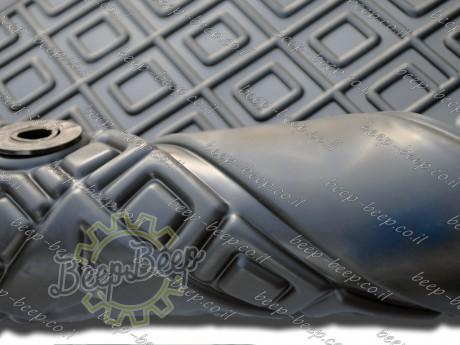 AV-G Fully Tailored Rubber / Set of 5 Car Floor Mats Carpet for MERCEDES A-CLASS W177 2019—2020 - Picture 11
