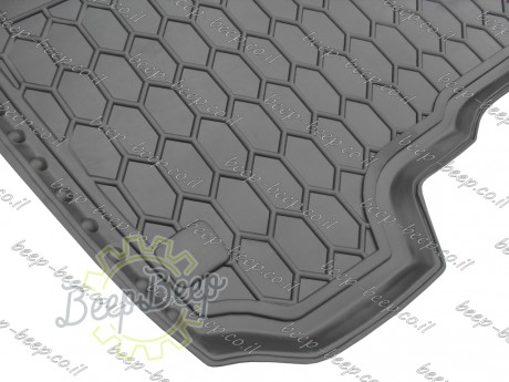 AV-G Fully Tailored Rubber / Cargo Mat Tray Trunk Boot Liner for AUDI Q7 II 2015—2020 - Picture 6