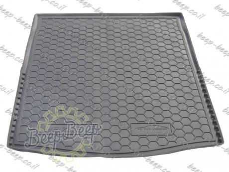 AV-G Fully Tailored Rubber / Cargo Mat Tray Trunk Boot Liner for MAZDA 6 III (SEDAN) 2014—2020 - Picture 1