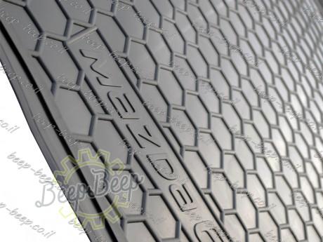 AV-G Fully Tailored Rubber / Cargo Mat Tray Trunk Boot Liner for MAZDA 6 III (SEDAN) 2014—2020 - Picture 3
