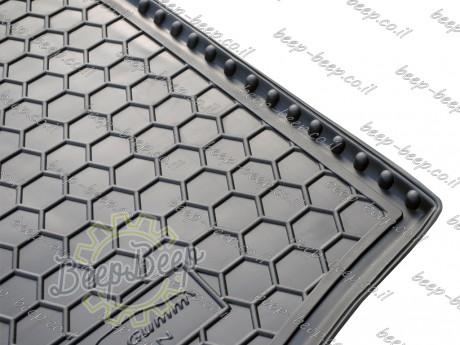 AV-G Fully Tailored Rubber / Cargo Mat Tray Trunk Boot Liner for MAZDA 6 III (SEDAN) 2014—2020 - Picture 5