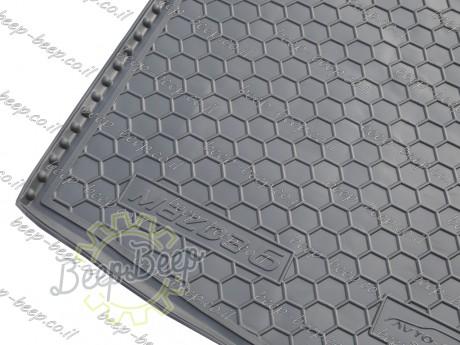 AV-G Fully Tailored Rubber / Cargo Mat Tray Trunk Boot Liner for MAZDA 6 III (SEDAN) 2014—2020 - Picture 6