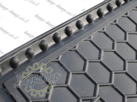 AV-G Fully Tailored Rubber / Cargo Mat Tray Trunk Boot Liner for MAZDA 6 III (SEDAN) 2014—2020 - Picture 7