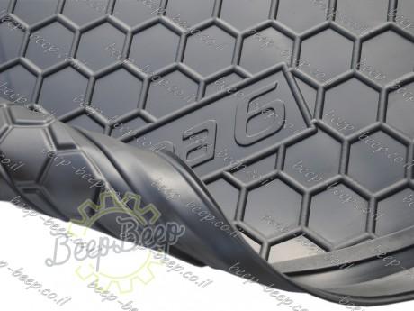 AV-G Fully Tailored Rubber / Cargo Mat Tray Trunk Boot Liner for MAZDA 6 III (SEDAN) 2014—2020 - Picture 8