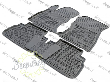 AV-G Car Floor Mats for SUBARU FORESTER V 2019—2020 Custom Fit All Weather Liners - Picture 1