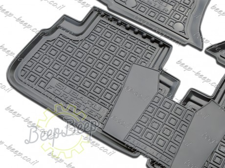 AV-G Car Floor Mats for SUBARU FORESTER V 2019—2020 Custom Fit All Weather Liners - Picture 4