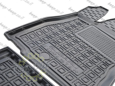 AV-G Car Floor Mats for SUBARU FORESTER V 2019—2020 Custom Fit All Weather Liners - Picture 6
