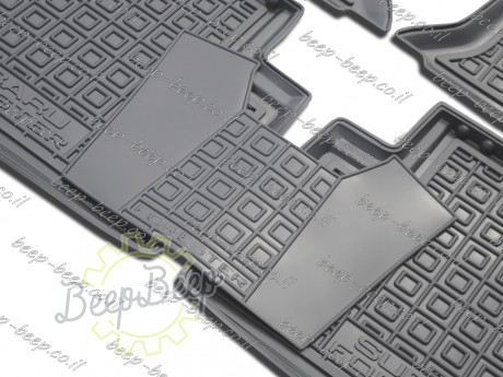 AV-G Car Floor Mats for SUBARU FORESTER V 2019—2020 Custom Fit All Weather Liners - Picture 10